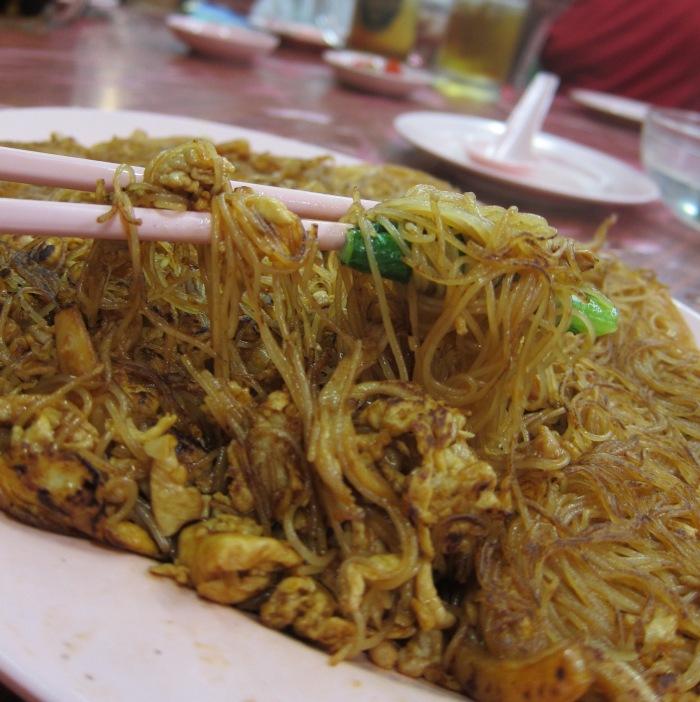 JB Ah Meng Cau Tau Beehoon
