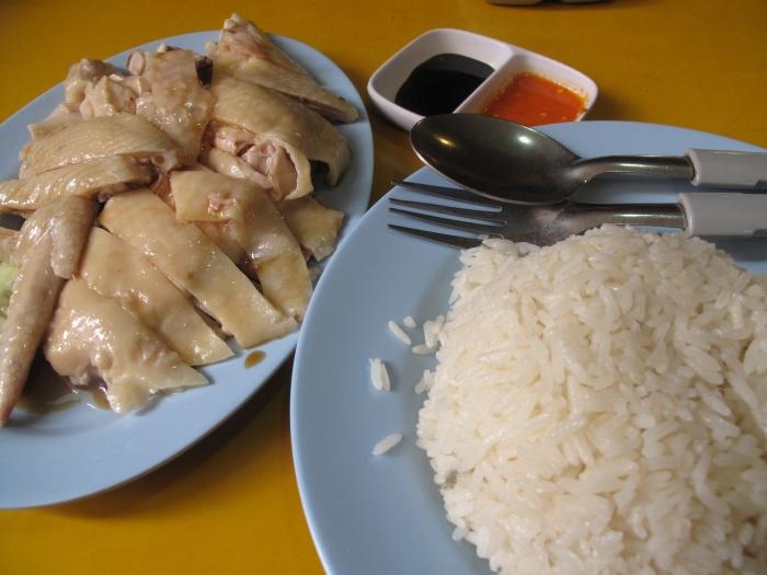 Shunfu FC Chicken Rice
