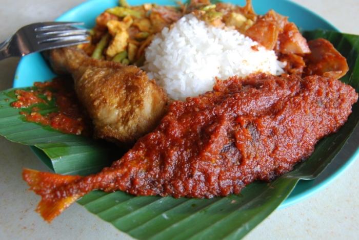 Nasi Padang Nain