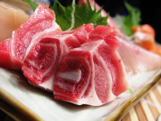 Meii sashimi