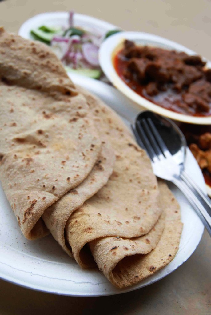 azmi-restaurant-chapati