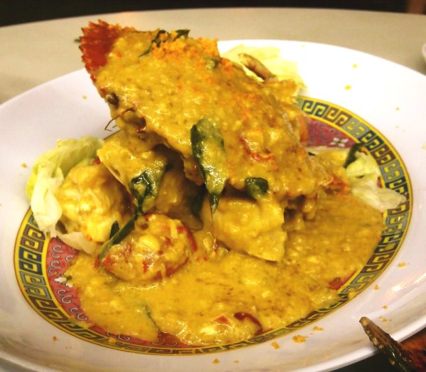 Salted Egg Crab_Master Crab