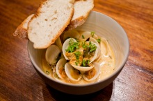 morsels-clams